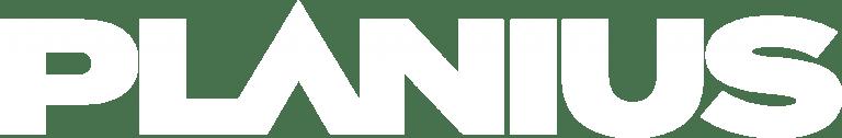 planius logo valkoinen