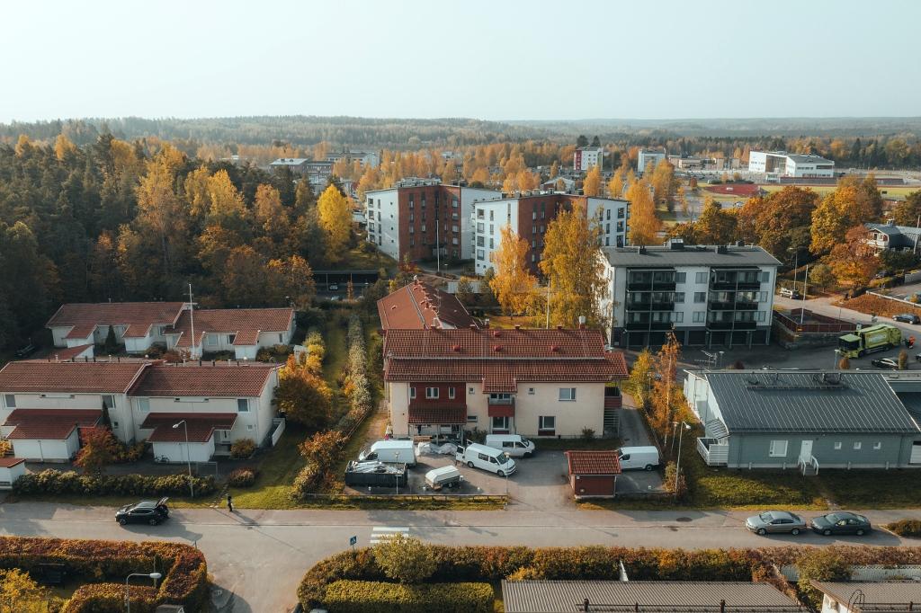 Helsingin diakonissalaitos Rinnekoti Klaukkala korjausrakentaminen