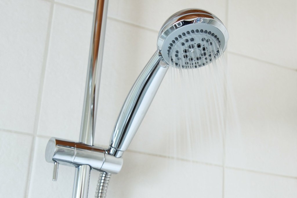 Etäluettava vesimittari - suihku